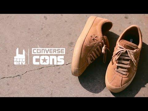 079dcb035bd Tênis Converse Cons Break Point Khaki - Rock City