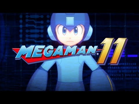 Mega Man 11 - Pre-order Trailer thumbnail