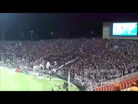 """Independiente Rivadavia vs River Plate. Los Caudillos del Parque"" Barra: Los Caudillos del Parque • Club: Independiente Rivadavia"