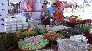 Lễ hội Bánh dân gian Nam bộ lần thứ 6 năm 2017 ở Cần Thơ