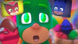 PJ Masks Full Episodes 🐣Happy Easter 🐥Season 2 Easter Wolfies | Superhero Cartoons for Kids