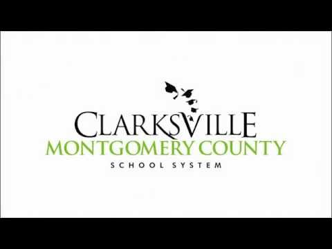 Clarksville Montgomery County School System website is