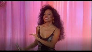 Diana Ross rare 1994 chain reaction performance