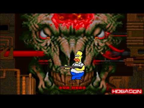 Simpsons Doom 2 Character Gallery [1080p HD] Mp3