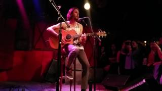 By Your Side  Sade Cover    Justin Nozuka  Rockwood Music Hall