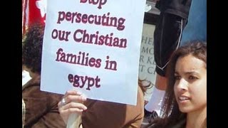 For The Record: Christian Persecution & Degradation Women's Rights in Egypt 2013