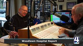 Woodlawn Hospital Report 1-23-19