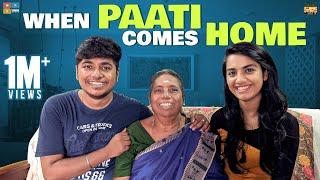 When Paati Comes Home | #StayHome Create #Withme | Narikootam | Tamada Media
