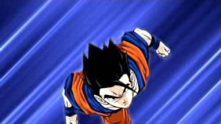 Dragon Ball Z soundtrack-Gohan powers up