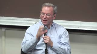 Blitzscaling 08: Eric Schmidt on Structuring Teams and Scaling Google