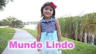Música Mundo Lindo (Legenda) - Música Linda! Com Letra