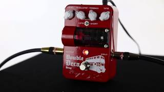 VOX In The Studio: Freddy DeMarco Demos The Double Deca Delay Pedal