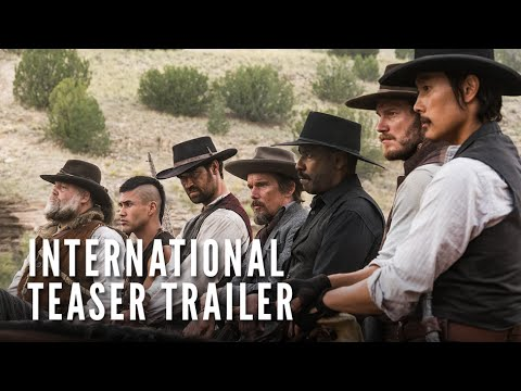 THE MAGNIFICENT SEVEN – International Teaser Trailer (HD)