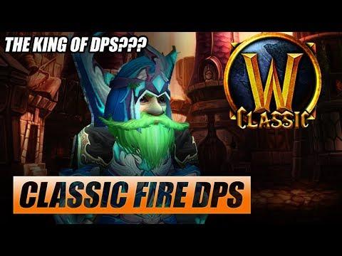 Classic WoW Ret Paladin DPS - FruitNut - Video