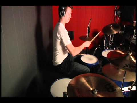 """RED """"Death of Me"""" drum cover by Chadwick Benanzer"""