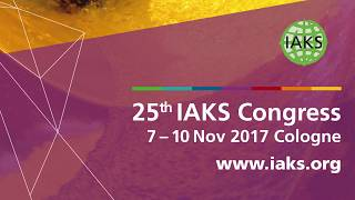 Why attend the 25th IAKS Congress 2017