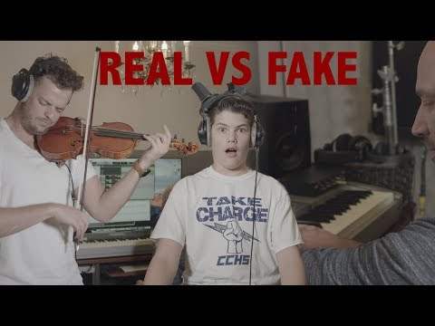 REAL vs MIDI Violin Sound: Can they hear the difference?