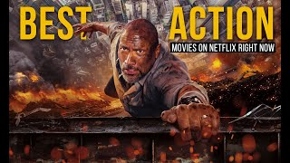 Best action movies on netflix right now