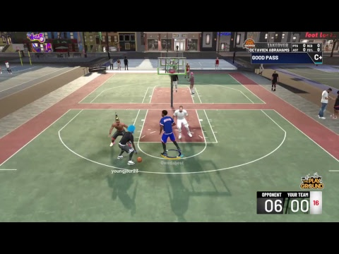 LIVE 2k19 Park Grind to 99 Rebounding Athletic Finisher 2s