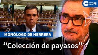 """Herrera critica el """"discurso con mantras de moda"""" de Sánchez"""