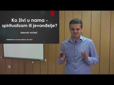 Zdravko Vučinić: Ko živi u nama – spiritualizam ili jevanđelje?