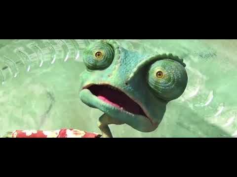 Rango movie clips in hindi dubbed