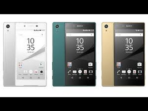 Foto IFA 2015: anteprima Sony Xperia Z5 Compact, Z5 e Z5 Premium