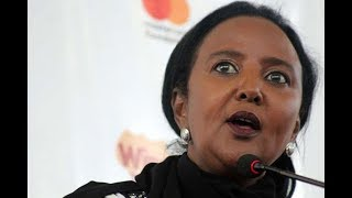 Amina releases Grade One books for distribution - VIDEO