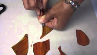 Main Tiffany - Tiffany Glas schneiden