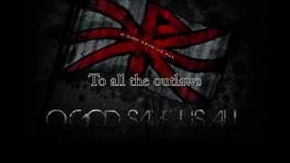Disciple - Outlaws (Lyrics)