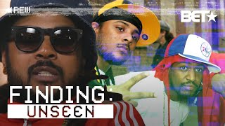 YoungBloodZ Recall How Jermaine Dupri's Last Minute Move Boosted Their Career | #FindingBET Unseen