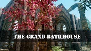 TES 5: Skyrim   Моды - Поместье Гранд-Сауна