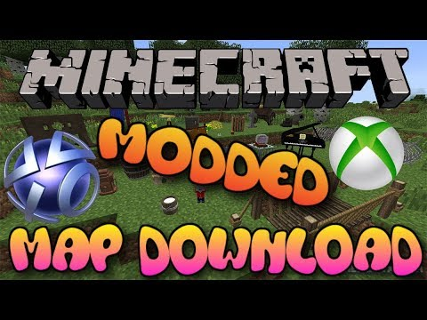 HOW TO GET ALL MINECRAFT XBOX 360/ONE/PS3/PS4 MODS