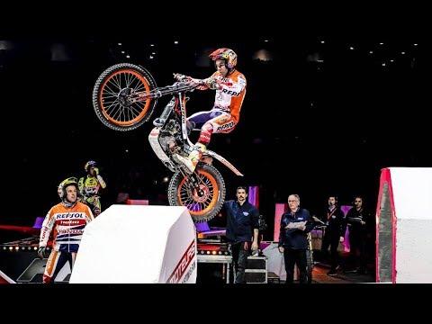Best Trial Bike Stunts 2019
