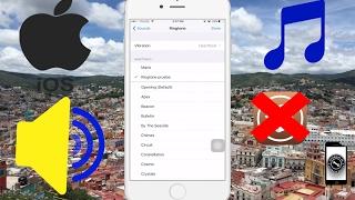 Cómo descargar tonos de llamada en tu iPhone gratis  Sin Jailbreak Sin computadora