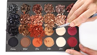 Destroying The Tati Beauty Textured Neutrals Palette | THE MAKEUP BREAKUP
