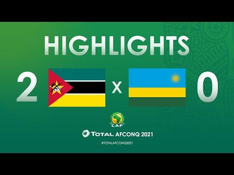Мозамбик - Руанда 2:0. Видеообзор матча 14.11.2019. Видео голов и опасных моментов игры