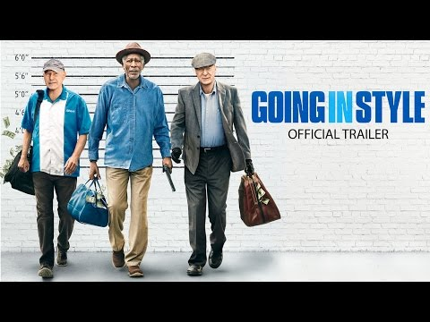 Commercial for Going in Style (2016 - 2017) (Television Commercial)