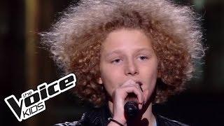The Voice Kids 2014   Henri - Ça fait mal (Christophe Maé)   Finale