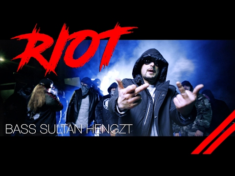 BASS SULTAN HENGZT 🔥 RIOT 🔥 [official Video ] prod. by Hitnapperz