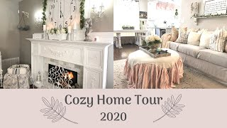COZY HOME TOUR 2020 | FRENCH COUNTRY FARMHOUSE