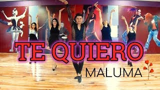TE QUIERO 🔥 - Maluma - Zumba | Salsa | Choreography | Dance Video | Coregrafia