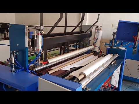 4 kW Fully Automatic Toilet Roll Making Machine