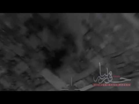 حمله موشکی ایران بر مواضع داعش در سوریه