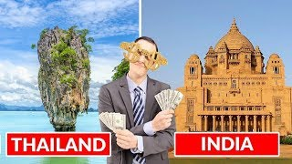 Top 10 Cheapest Places To Travel In The World!