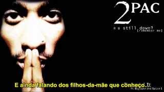 2Pac ft. Big Syke and Spice 1 - I'm Losin' It [Traduzido] [Alta Definição - HD]