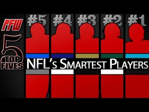 Who is the smartest player in the NFL?