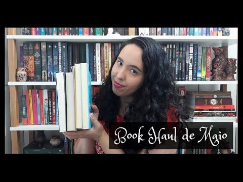 Book Haul de Maio (2020) | Um Livro e Só