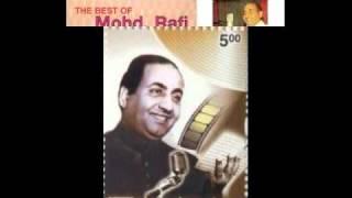 Mohammed Rafi - Aaye Dost Kisi Roz tu pachtayega - YouTube