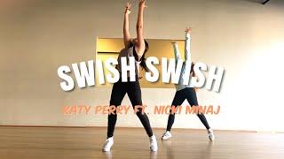 Swish Swish - Katy Perry | Choreo: Ricky Lam | Sierra Neudeck